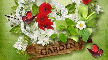Garden Notes - Flowers & Nature Background Wallpapers on Desktop