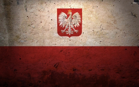Flag Of Poland - star of david, rustic, Flag Of Poland, background, HD, minimalism, country, flag, wallpaper, texture, desktop, simplistic
