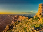 Desert View, Grand Canyon, Arizona