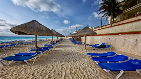 Marriott Cancun Resort Cancun Mexico Houses Architecture Background Wallpapers On Desktop Nexus Image 2391479