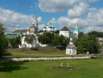 Monastery in Russia