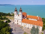 Monastery by Lake Balaton, Hungary