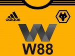 Wolves FC New W88 Kit Adidas