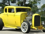 Custom 1932 Ford 5 Hot Rod