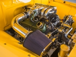 1956 Ford F-100 Engine Bay