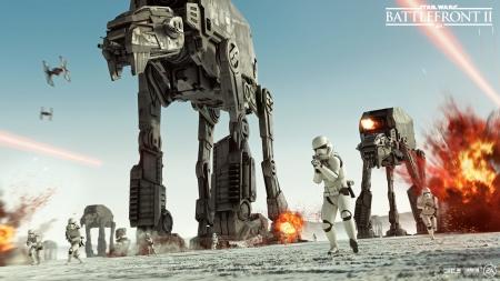 Star Wars Battlefront 2 Other Video Games Background Wallpapers On Desktop Nexus Image 2394091