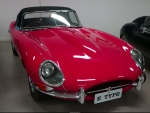 1963 Jaguar E-Type Roadster