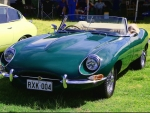 Jaguar E-Type Series III Roadster