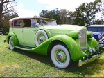 1935 Packard Super 8 Saloon