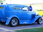 Ford Delivery HotRod