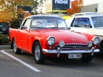 1960 Sunbeam Alpine Convertible
