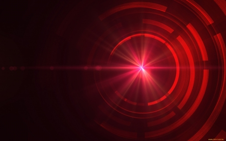 Red Light 3d And Cg Abstract Background Wallpapers On