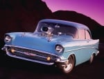 chevy bel air coupe