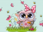 Sweetheart Owl