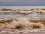 Baltic Sea Waves in Latvia