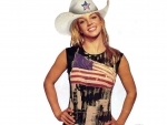 Famous Cowgirl . .