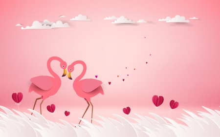 Happy Valentine S Day Textures Abstract Background Wallpapers
