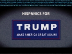 Hispanics for Trump