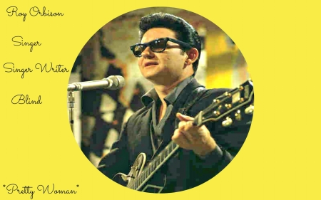 Roy Orbison Music Entertainment Background Wallpapers On