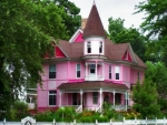Pink House For Her