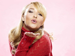 Hayden Panettiere Blowing Kiss
