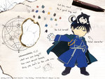 Roy Mustang - Full Metal Alchemist