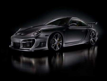TechArt Porsche GTstreet R - cool, carro, gtstreet r, porsche, techart