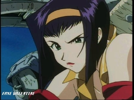 Faye Valentine Cowboy Bebop Amp Anime Background