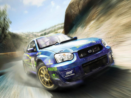 Colin McRae DRiT - colin mcrae drit, race, evo, game, dirt, 4x4, screen, artwork