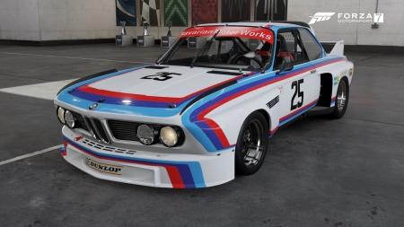 BMW Motorsport 30 CSL 25 1975
