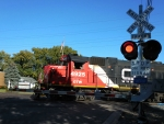 Train Engine & Grade Signal