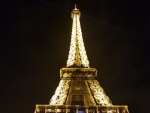 Eiffel Tower @ Night (Light)