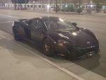 McLaren MP4-12c @ Night