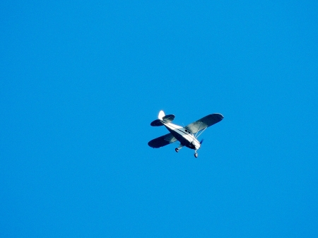 Clear Sky For Flying - Photography, Aircraft, Sky, Private Plane