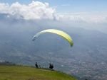 Paraglider at Start