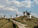 Windmills in Toledo
