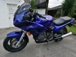 1995 Triumph Sprint 900cc Triple