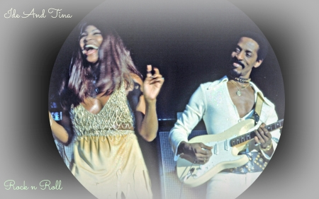Ike And Tina Turner - Tina, Music, Hair, Proud Mary song, Rock N Roll, Clothes, Ike