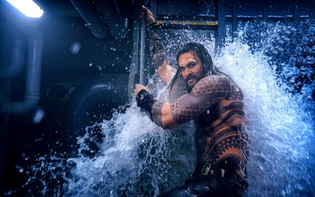 Aquaman - DC, movie, jameswan, Aquaman