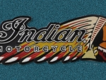 Indian Motorcycle Denim Patch-4