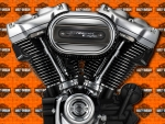 Harley Davidson Screaming Eage engine