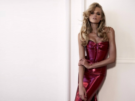 Gabriella Wilde - dress, model, Gabriella Wilde, beautiful, sexy, 2018, hair, leather, actress, wallpaper, Gabriella, Wilde