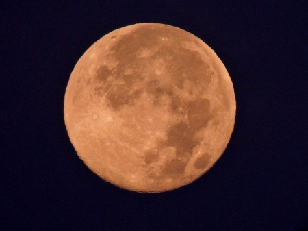 Beautiful Moon - Super Moon, Sky, Moon, Space, Photography