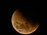 Lunar Eclipse Qld Australia 28th July 2018