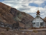 Ghost Town in Calico, California