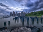 Manhattan Before the Storm