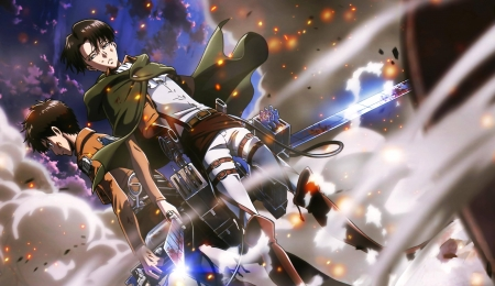 Attack On Titan Other Anime Background Wallpapers On Desktop Nexus Image 2406951