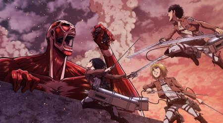 Attack On Titan Other Anime Background Wallpapers On Desktop Nexus Image 2406984