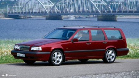 volvo 850 turbo - turbo, swedish, volvo, wagon