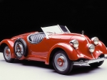 1935 Mercedes Benz Roadster